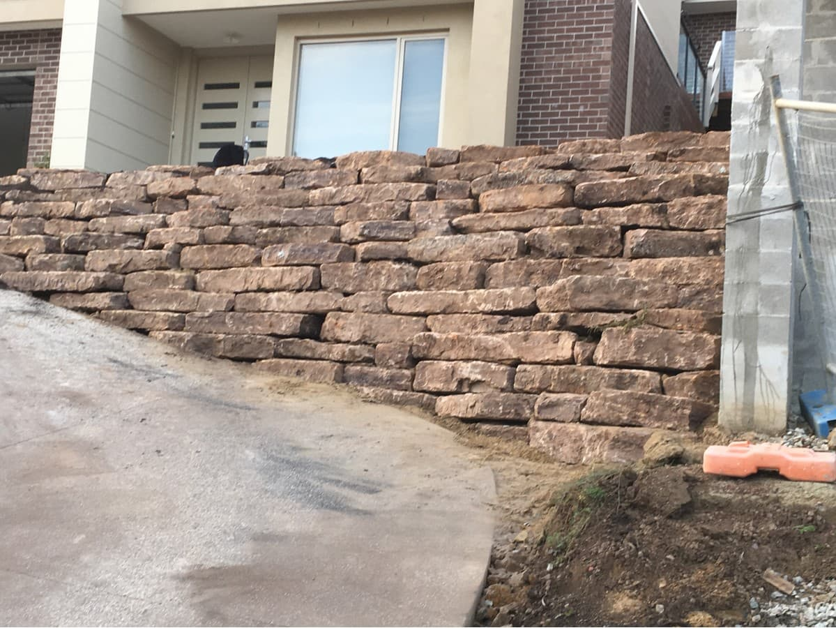 Mudstone Rock Supplier Melbourne