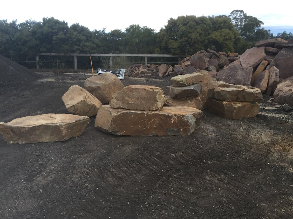 Hornsfield Rock Supplies Melbourne
